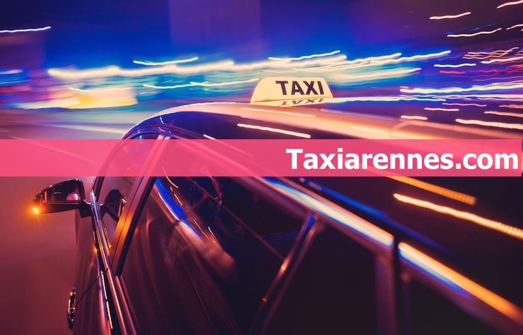 taxi a Rennes